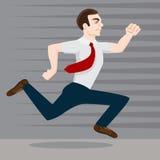 Running Businessman Stock Images