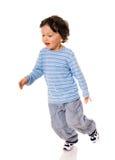 Running child. stock photos