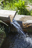 Running clean water Royalty Free Stock Photo
