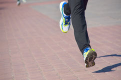 Running concept Royalty Free Stock Photography