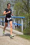 running för nell för utmanarekursjolanda Royaltyfri Bild