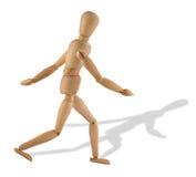 Running figure #2 Stock Photo