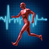 Running and fitness Royalty Free Stock Photography