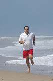 Running full of energy Royalty Free Stock Photography