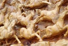 Running horse Stock Photo