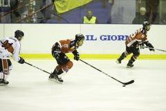 Running ice Stock Photography