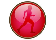 Running Icon Stock Photos