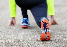 Running and jogging Stock Photos