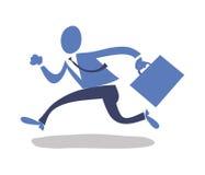 Running Man Stock Photography