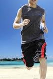 Running Man Royalty Free Stock Photos