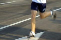 Running man. Man running stock photography