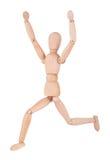 Running man Royaltyfri Bild