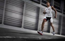 Running man Stock Images