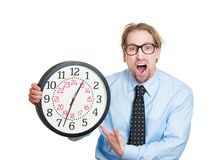 Running out of time Stock Photography