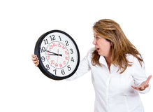 Running out of time Royalty Free Stock Image