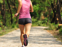 Running outdoor Stock Images
