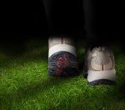 Running outside Stock Images