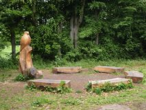 London Gunnersbury Park English landscape park stock images