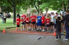 Running Race Start Stock Images