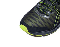 Running shoe Royalty Free Stock Photos