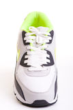 Running shoe  isolated on white background Royalty Free Stock Photos