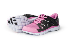 Running shoe Royalty Free Stock Images