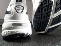 Running Shoes Closeup (Brand New) Stock Image