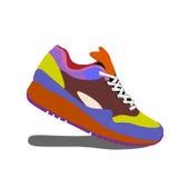 Running shoes Stock Photos