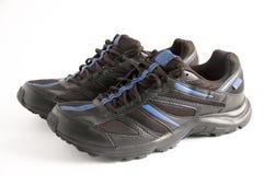 running skor Fotografering för Bildbyråer