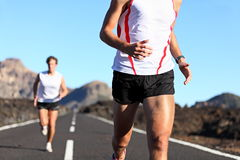 Running Sport Royalty Free Stock Photography