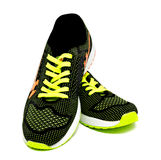 Running sport shoes isolated on a white Stock Photography