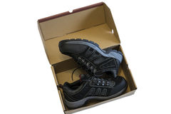 Running sport shoes Stock Photo