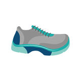 Running sport sneaker Royalty Free Stock Photos
