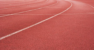 Running track. For race, for concept or background stock images