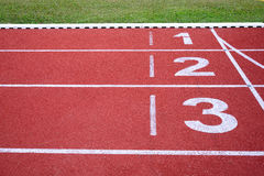 Free Running Track Stock Images - 28882864