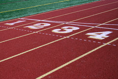Free Running Track Royalty Free Stock Images - 3382629