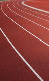 Running track. Background Stock Photography
