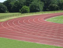 Running Track. Stock Photos