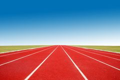 Running track for the athletes background, Athlete Track. Or Running Track stock photos