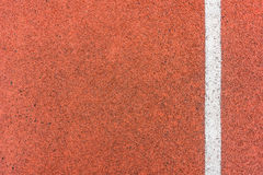 Running track for athletics. Running track for athletics and competition royalty free stock photography