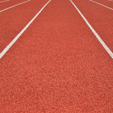 Running track background Royalty Free Stock Photos