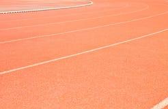 Running Track Stock Image
