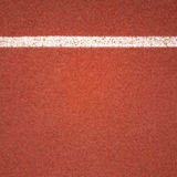Running track texture. Rubber cover Stock Photos