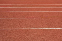 Running track texture Royalty Free Stock Photos