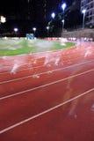 Running tracks Stock Image