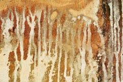 running vägg Arkivbild