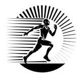 Running. Royalty Free Stock Image