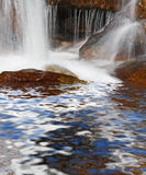 Running water Royalty Free Stock Photo