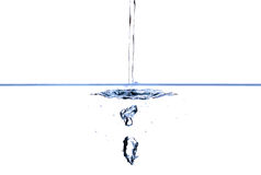 Running water Stock Photos