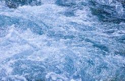 Running water background Stock Photo